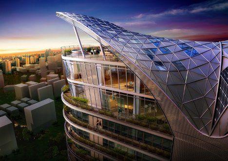 aquaria grande apartment development mumbai