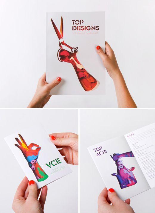 A Friend of Mine – Paper cut graphics
