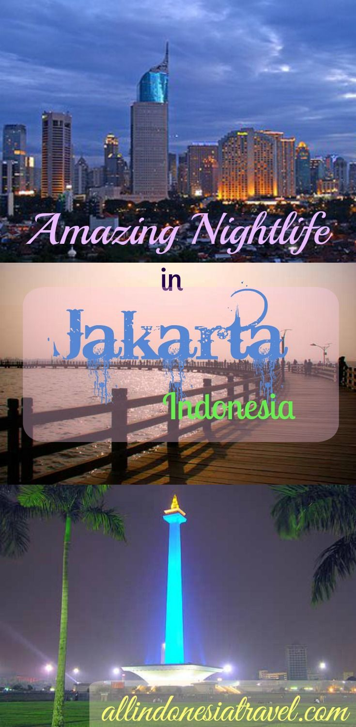 Jakarta is the main and largest city in Indonesia. It has both good and bad reputation for travelers, from being highly congested and soulless to hidden treasures and shopping haven. It is also famous for its nightlife. | Travel Guide to Java |  http://allindonesiatravel.com