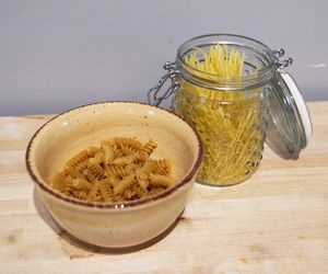 How to cook pasta in the microwave. Genius