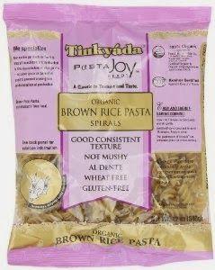Fast Metabolism Diet Phase 1 - Organic Brown Rice Pasta