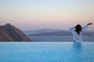 Aenaon Villas, a boutique hotel in Santorini