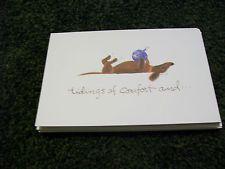 Dachshund Christmas Cards- Benefits Dachshund Rescue