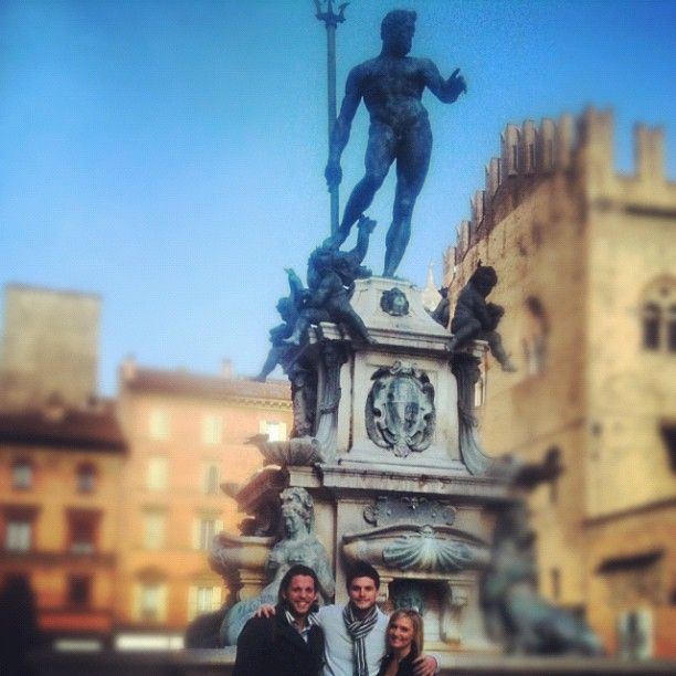 A great #blogville come back! @journeytom & his lovely Gina are back in EmiliaRomagna - Instagram by @n_montemaggi