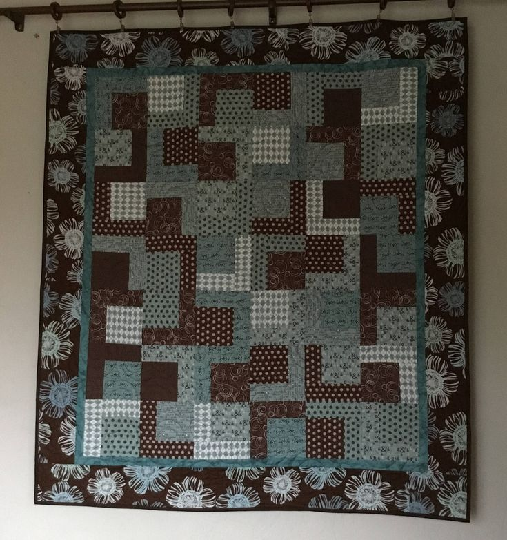 A Guys Quilt, Quilts for Sale, Homemade Quilts, Handmade Quilts, Quilts for Gifts by NonnaQuilts on Etsy