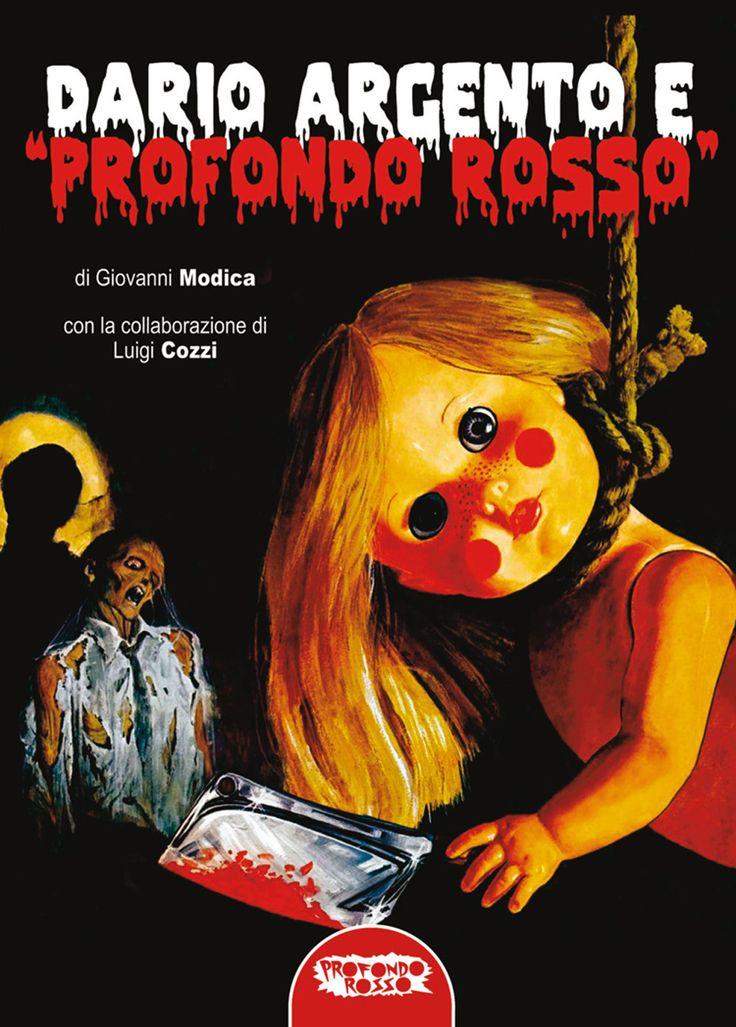 """Giovanni Modica, """"Dario Argento e Profondo rosso"""""""