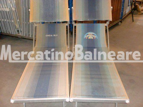 LETTINI IN ALLUMINIO PEZZI N. 24  X 60.00 CAD. + IVA - Mercatino Balneare lettini in alluminio modelli misti, con scritte miste, tela sfum. blu/giallo, con scritte miste alcune scolorite, prezzo cadauno iva esclusa Quantità:24 Prezzo €60.00+iva  http://www.mercatinobalneare.it/annuncio/lettini-alluminio-pezzi-n-24-x-60-00-cad-iva/  #stabilimentobalneare #attrezzaturabalneare #attrezzaturabalneareusata #mercatinobalneare #attrezzaturabalnearenuova #annunciusato #lid