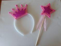 Diy Coroa de Princesa