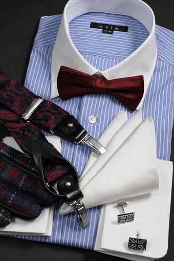 華やかなパーティスタイル #mens #shirtstyle #mens coordinate #mens fashion #dress shirt #メンズファッション #メンズコーディネート #ワイシャツ  #Tie #necktie #蝶ネクタイ #タイドアップ