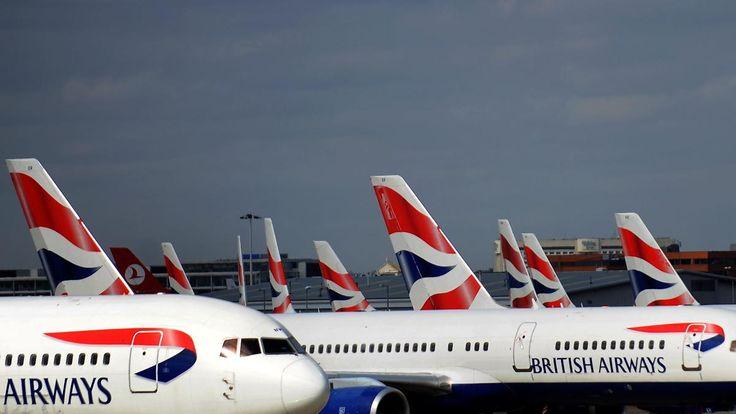Kabinenpersonal macht mobil: British Airways droht vor Weihnachten Streik