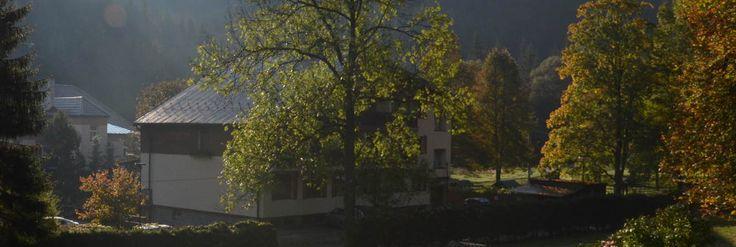 rodinný hotel U Studánky Horní Lomná (bez bazénu,ale pěkné)