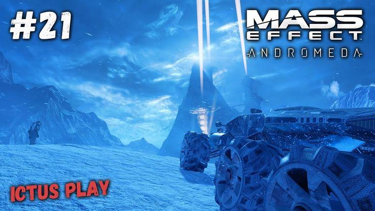 Прохождение Mass Effect Andromeda ► Колонизируем Воелд. Хранилище, архит...