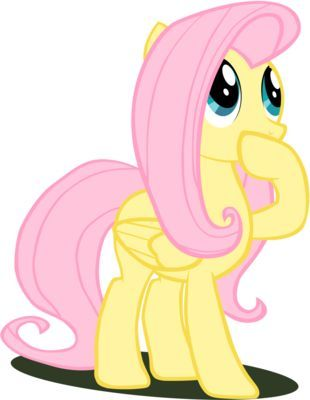 Fluttershy   Which My Little Pony: Friendship is Magic Character are you? - Quiz   Quotev