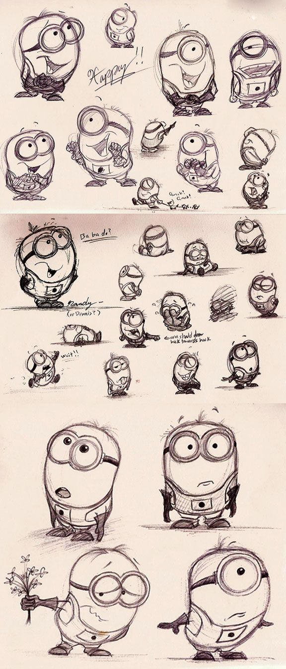Minions - 10 by Mitch-el.deviantart.com on @deviantART