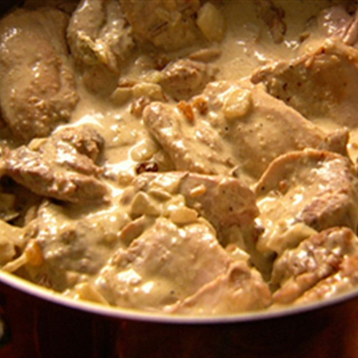 Try this Mughlai Chicken Curry recipe by Chef Nigella Lawson. This recipe is from the show Nigella Feasts.