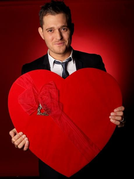 Happy Valentines Day!...Michael Buble'