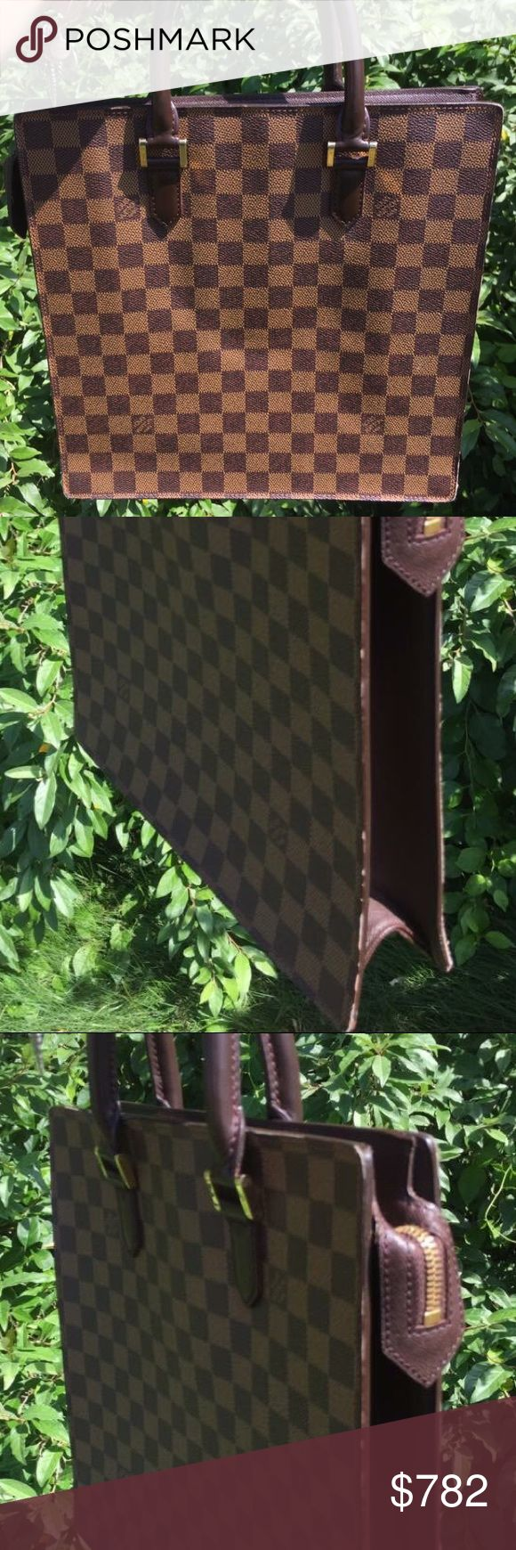 Louis Vuitton Damier Venice PM Bag 100% AUTHENTIC- Great condition - Price firm no trades - buy for less & more pics at www.chicboutiqueconsignments.com! MA's #1 designer consignment boutique! Louis Vuitton Bags Totes