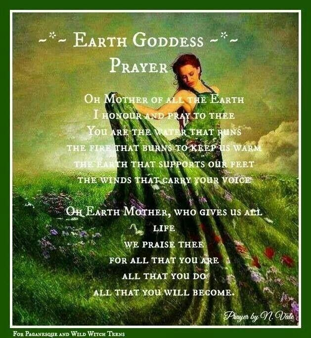 earth goddess  - Pinned by The Mystic's Emporium on Etsy