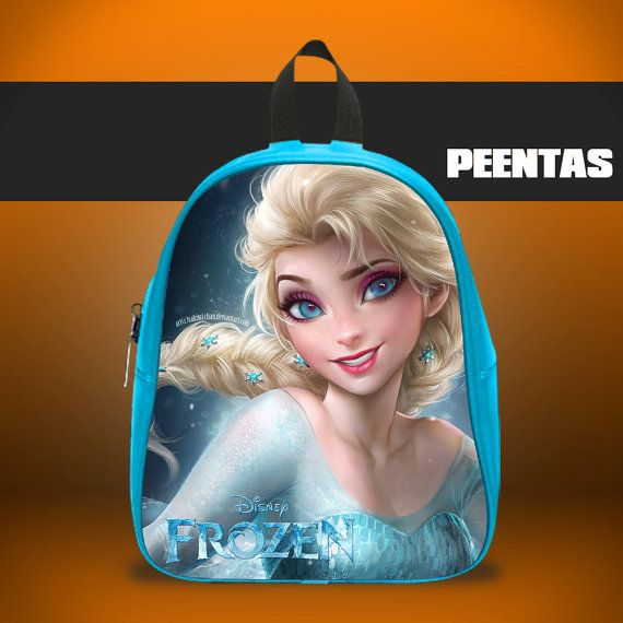 Princess Elsa Frozen -  Design variations School Bag