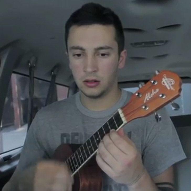 how to play everybody hurts on ukulele