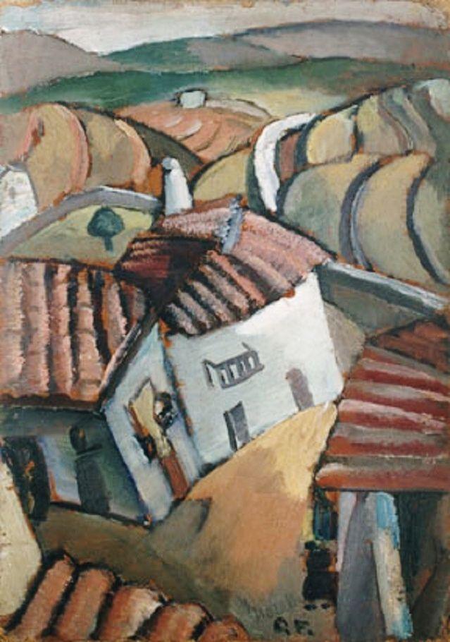 Paisaje (1929) Raquel Forner