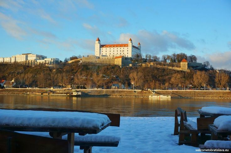 12 IDEAS (NOT ONLY) FOR VALENTINE'S DAY IN BRATISLAVA - WelcomeToBratislava | View from the Aušpic restaurant