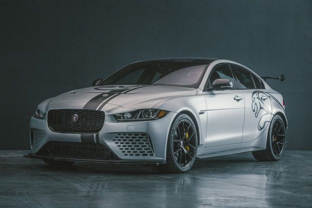 808 Mile 2019 Jaguar Xe Sv Project 8 In 2021 Jaguar Xe Jaguar Project 8