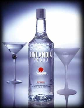 Finlandia Vodka - Hands Down Favorite Vodka