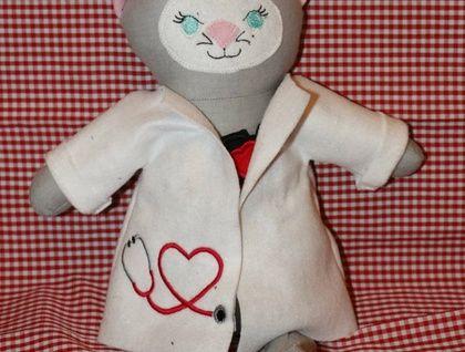Doctor Cat Softie