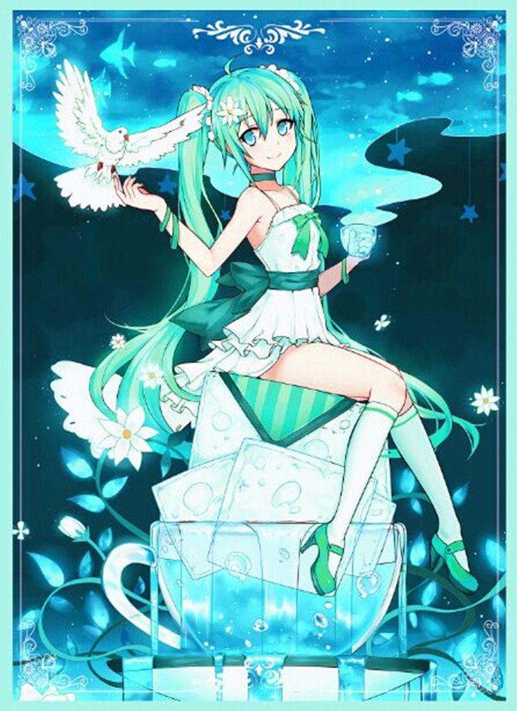 anime magic card sleeves