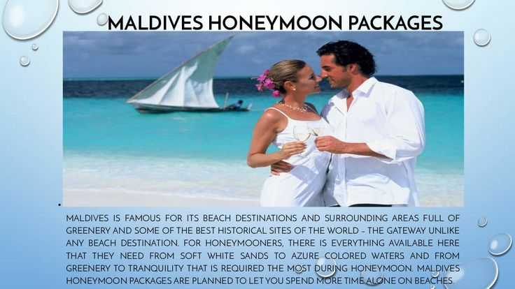 During your honeymoon in Maldives, you will have plenty of options to enjoy and celebrate every romantic moment. Planning out an affordable Maldives tour package is the way of enjoy more than you have expected. For newly wedded couples and those who are going to tie the knot it coming months, sun-soaked Maldives beaches and islands will be ideal  holiday destinations for honeymoon.