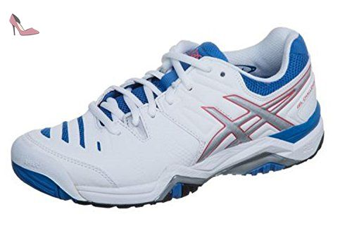 Asics Chaussure de Tennis Gel-Challenger 10 All Court Femmes 0193 Art. E554Y Taille 42.5 - Chaussures asics (*Partner-Link)