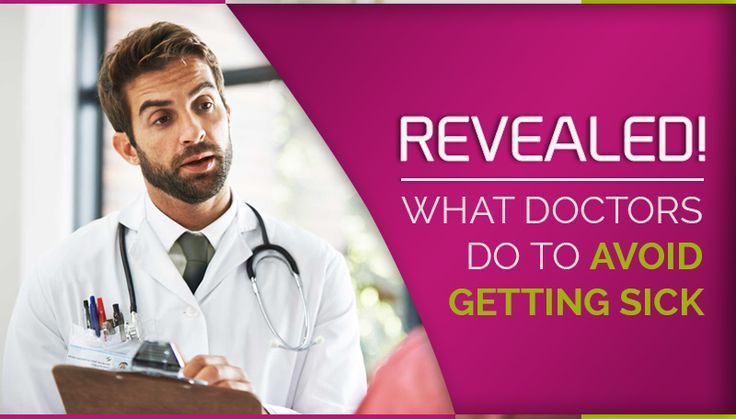 It's simple but I bet you can never guess the secret. Find out here : http://bravelily.com/blog-post/how-doctors-avoid-sickness/ #Allergic #Doctor #healthcare #avoidsickness #healthblog