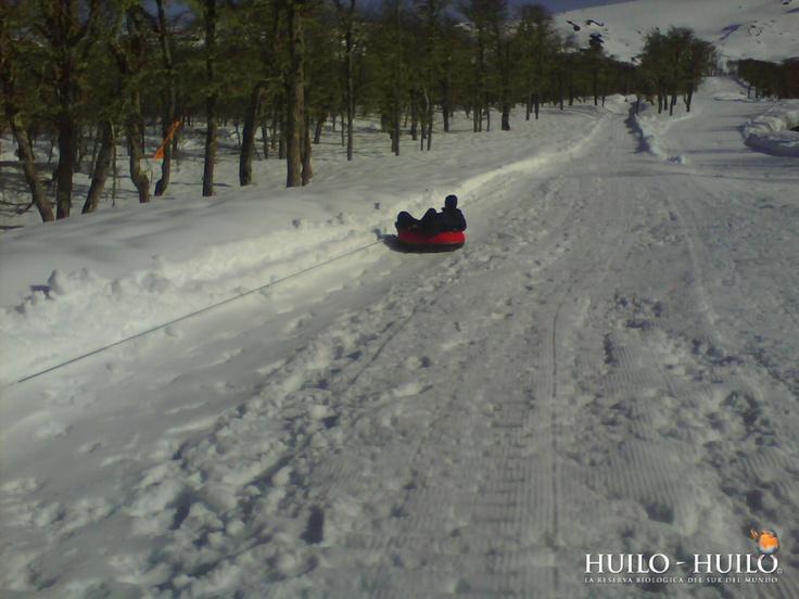 Tubbing Huilo Huilo