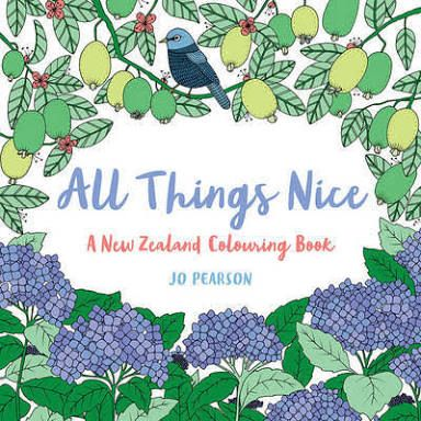 All Things Nice, Jo Pearson, New Zealand 🇳🇿 my rating 2