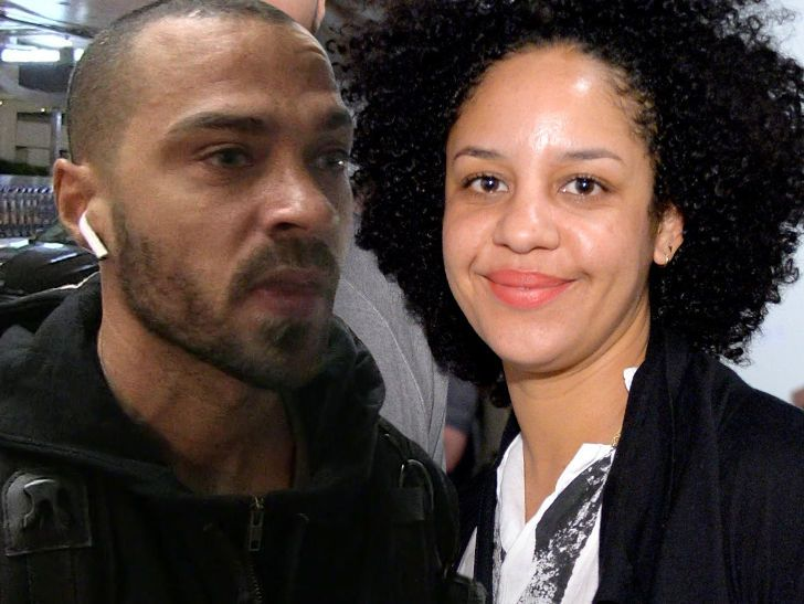 Jesse Williams Wants Joint Physical Custody After Winter Break Screw Up