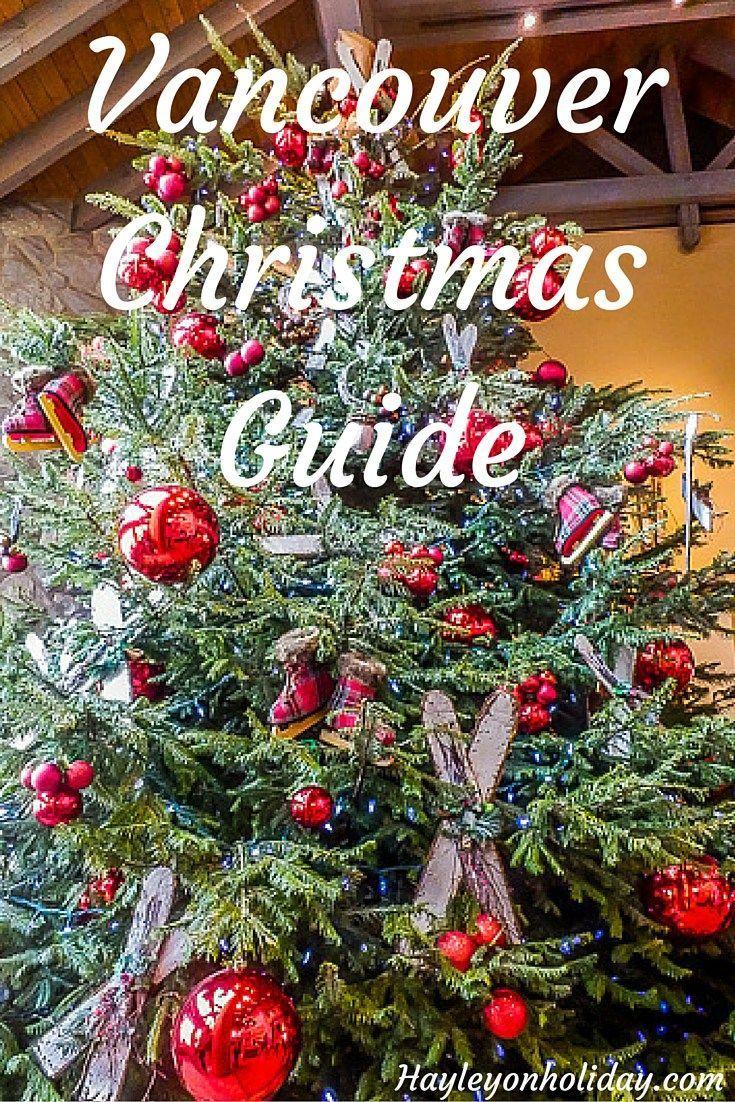 Vancouver Christmas Party Venues Part - 48: Vancouver Christmas Guide