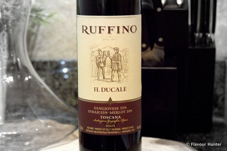 Another Wednesday, another wine review! This week I take a look at Ruffino Il Ducale IGT Sangiovese. I really enjoyed this Italian red and was pleasantly surprised by its complexity and full-bodied flavour.