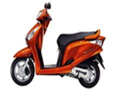 Compare TVS Wego v/s Honda Aviator DLX