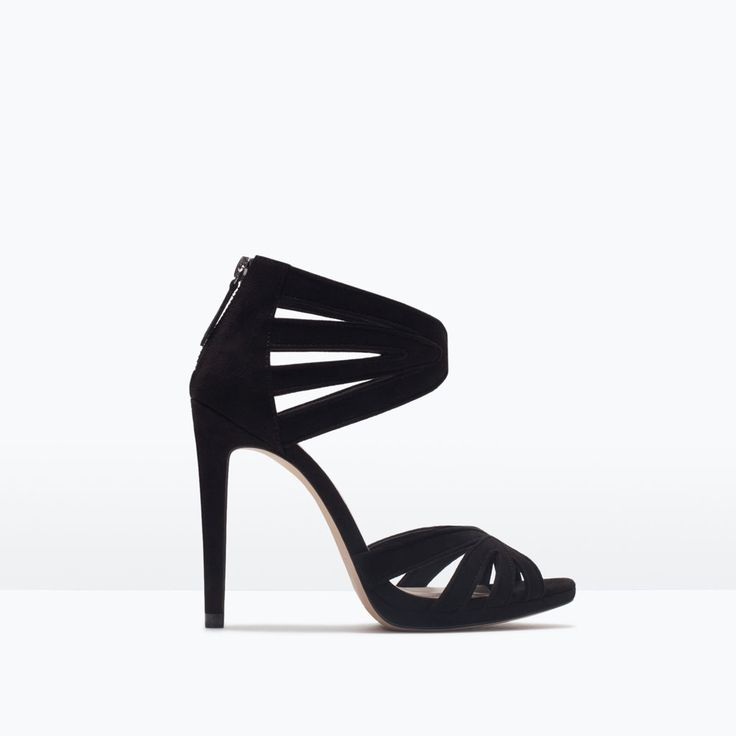 HIGH HEELED SANDALS-IT'S DRESS UP TIME | ZARA United States