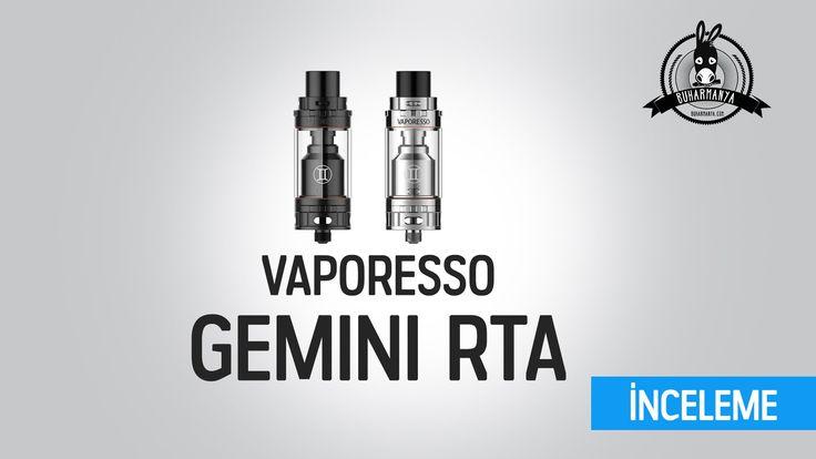 Vaporesso Gemini RTA - İnceleme