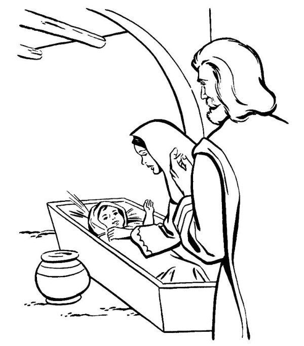 birth of christ coloring pages - best 25 jesus coloring pages ideas on pinterest