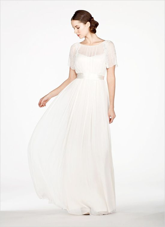 2014 Saja Wedding Dress http://www.weddingchicks.com/2013/10/18/saja-2014-bridal-collection/