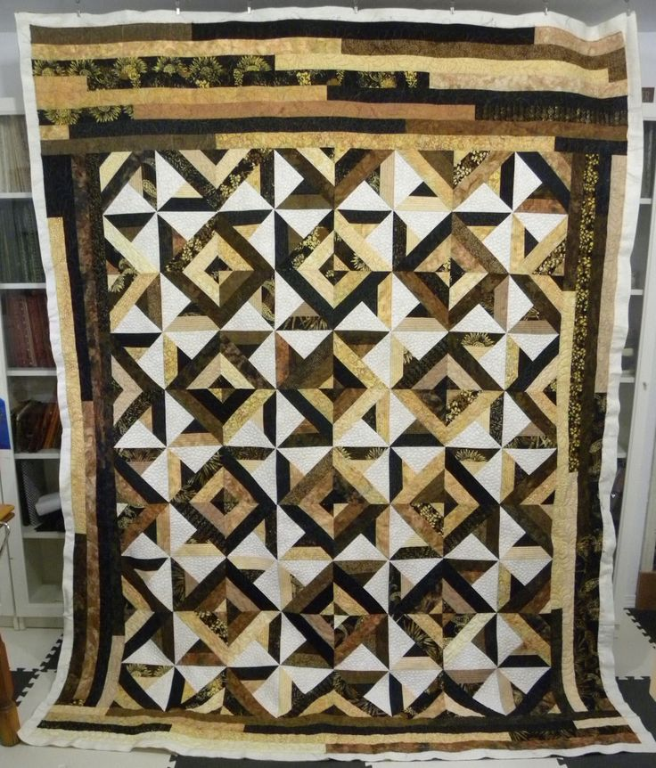 20 Best Images About Quilts Black And Tan On Pinterest Quilt Free Horses And Diamond Mines