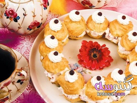 كيس الحلواني البلاستيك طريقه صنع كيس حلوانى من ورق الزبدة اصنعي كيس الحلواني بنفسك Kntosa Com 10 19 155 Food Pudding Desserts
