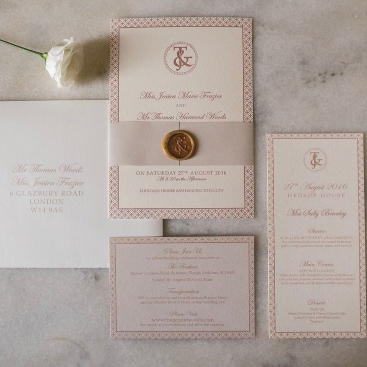 Dreaming of these invitations that were swinging