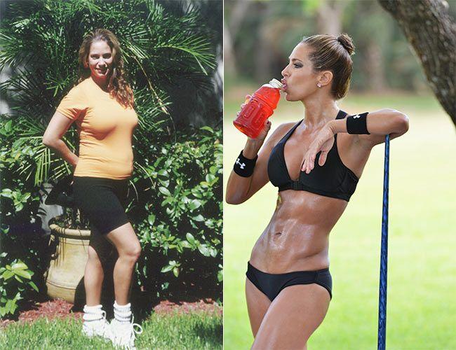 Дженнифер Николь Ли - до и после
