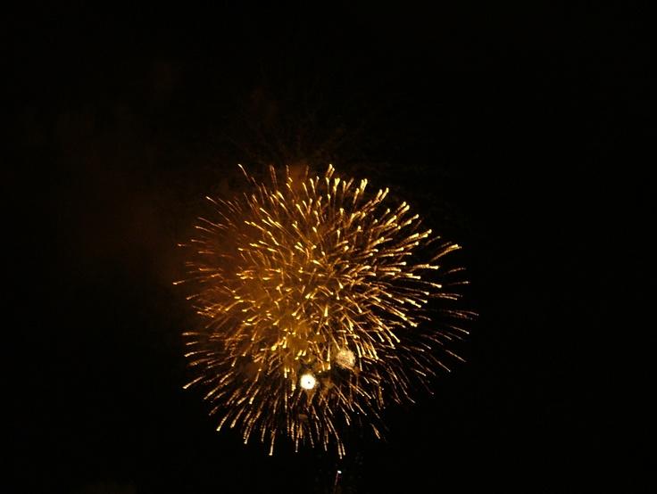 fireworks austin tx 4th july 2011