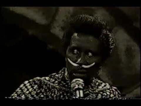 Screamin Jay Hawkins - I put a spell on you (a little late for Halloween, but it's a corker).
