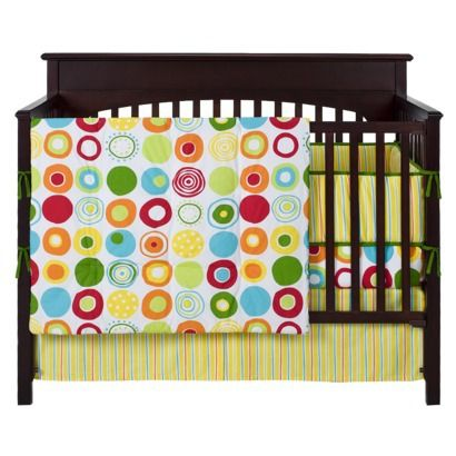 Sumersault Geo Brights 10 Piece Crib Set Multicolor Opens In A New Window Kids Babylicious Pinterest Baby Cribs And Sets